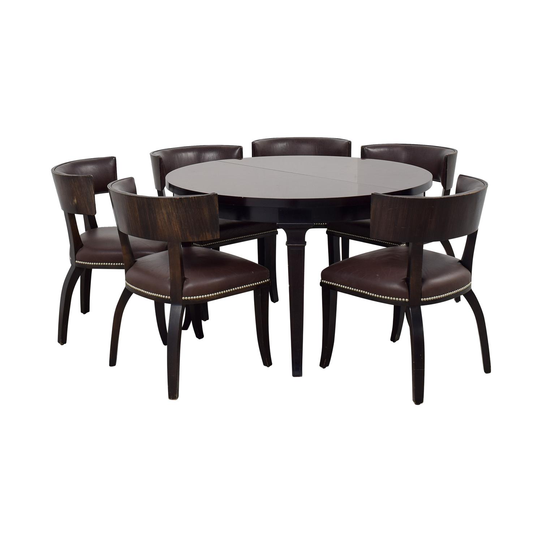 Second Hand Clive Christian Kitchen: Ralph Lauren Ralph Lauren Clivedon Dining Set
