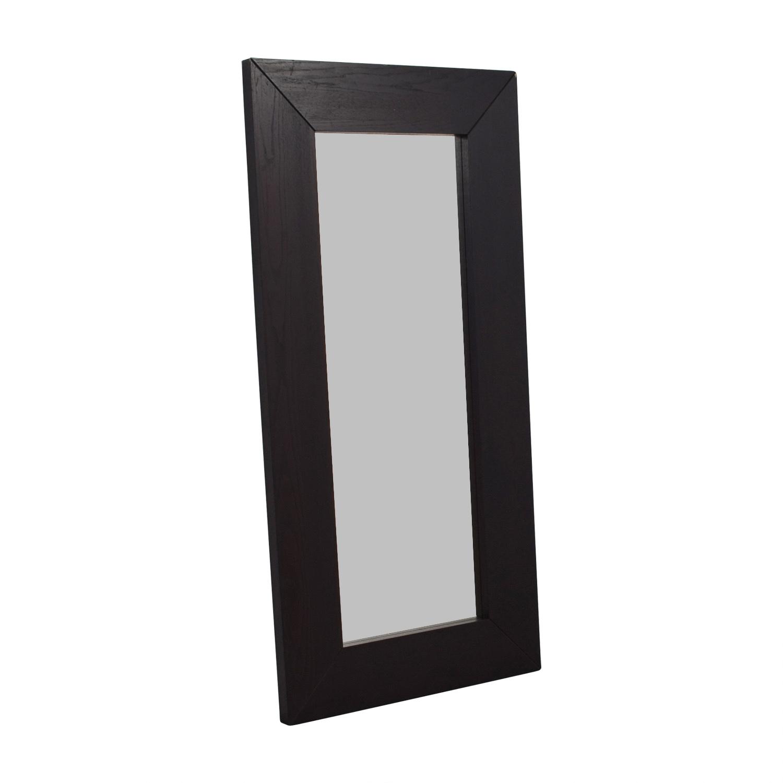 48 Off Ikea Ikea Framed Standing Mirror Decor