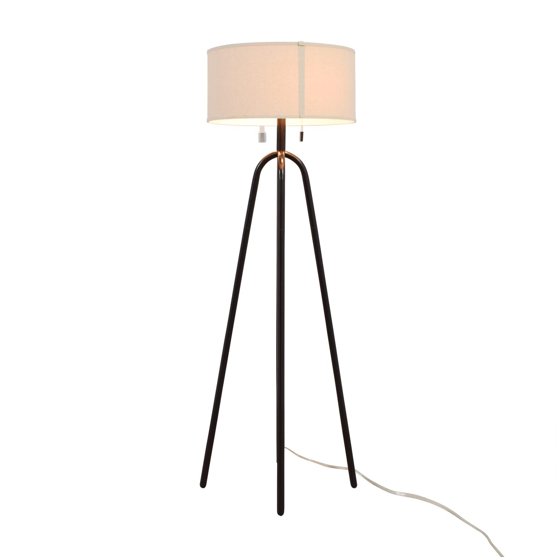 shop Modern Tripod Floor Lamp
