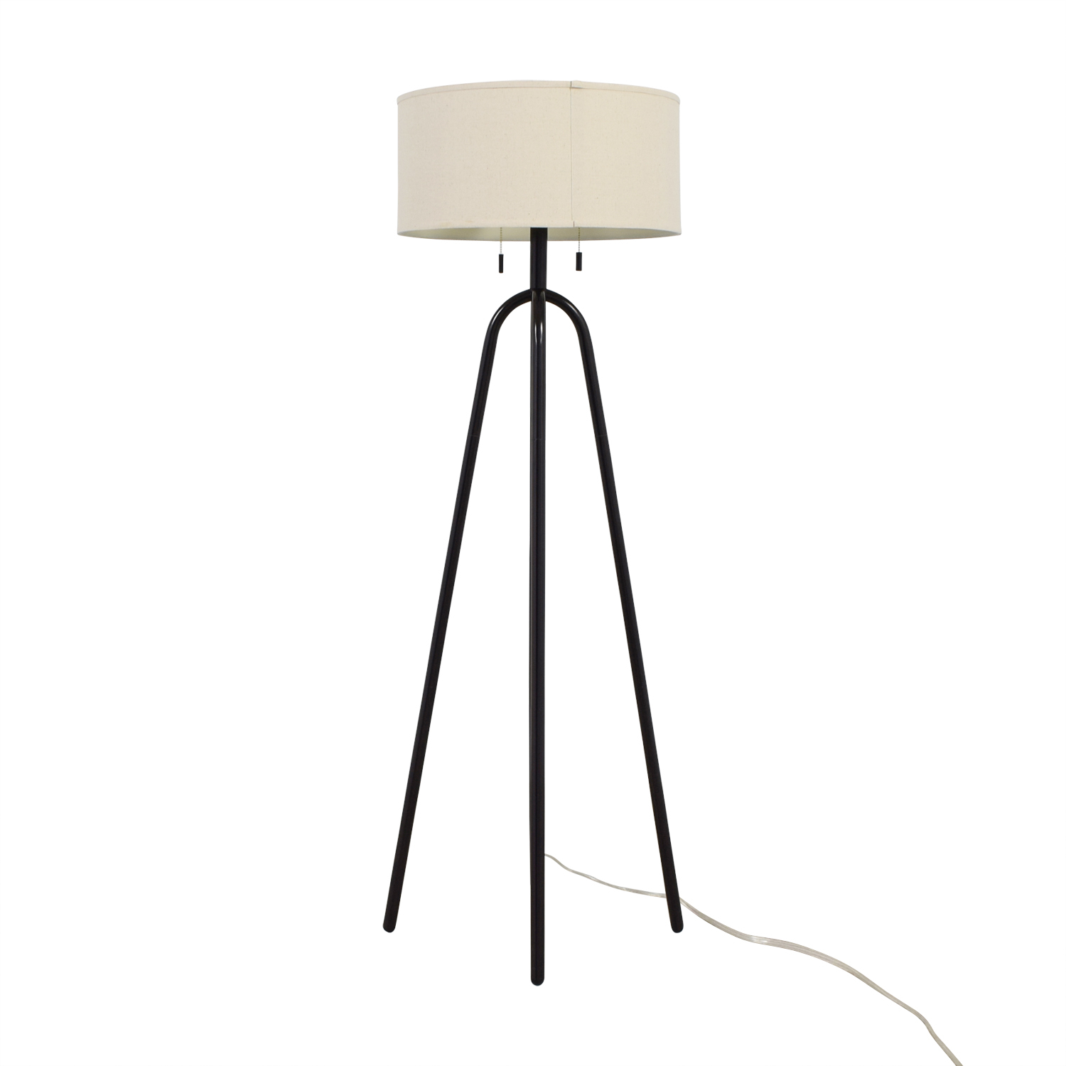 Modern Tripod Floor Lamp used