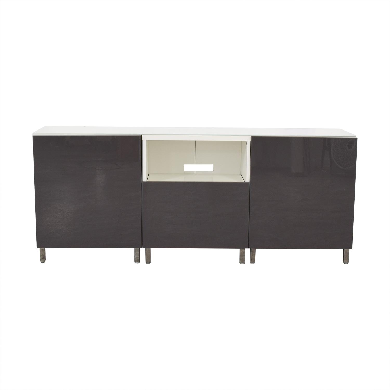 52 off ikea ikea tv stand storage. Black Bedroom Furniture Sets. Home Design Ideas