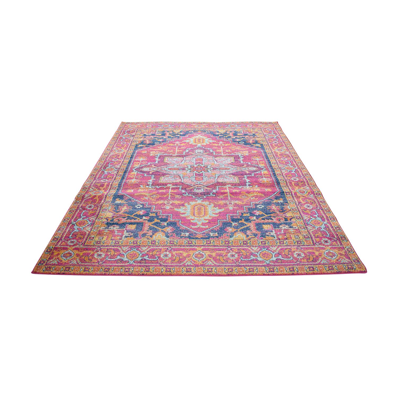 buy nuLOOM nuLOOM Turkish Vonda Pink Rug online