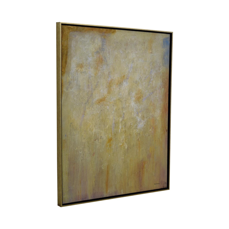 89 Off John Richard Celestine Signed By Anne Schwartz Framed Painting Decor