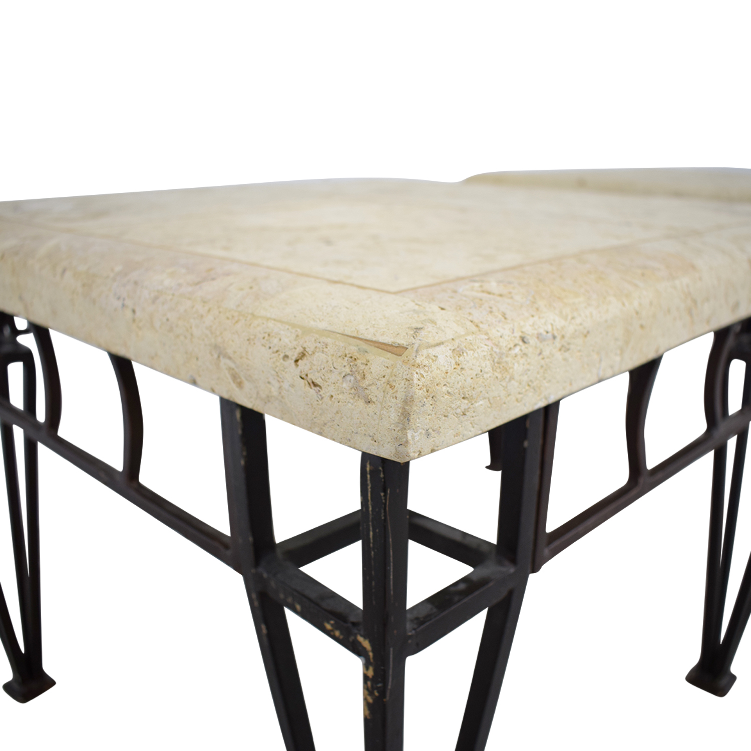 Stone Top End Tables End Tables