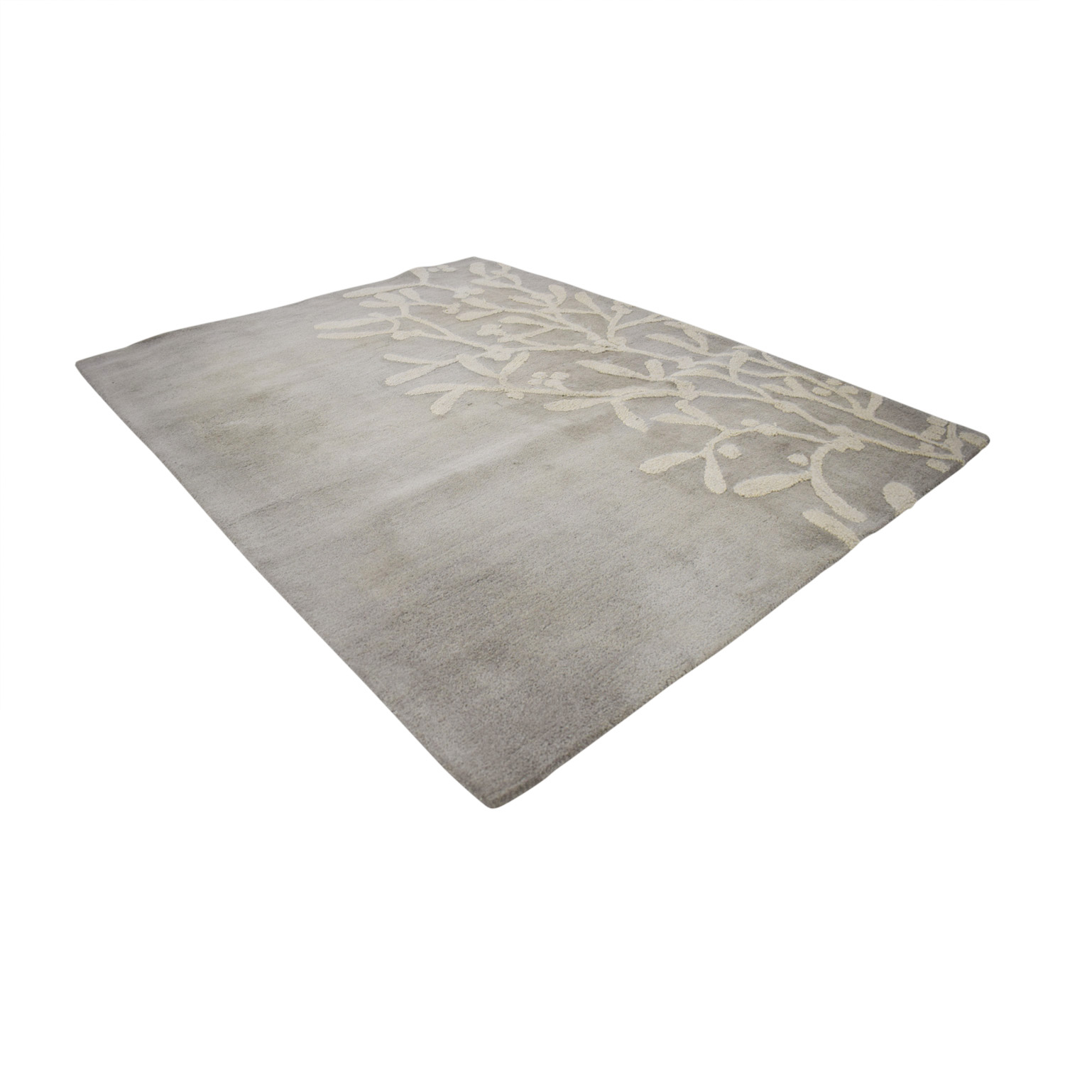 buy Next Next Grey and White Rug online