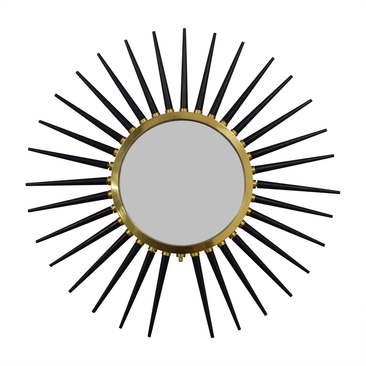 Jonathan Adler Jonathan Adler Sunburst Mirror on sale