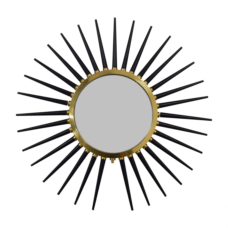 Jonathan Adler Jonathan Adler Sunburst Mirror dimensions