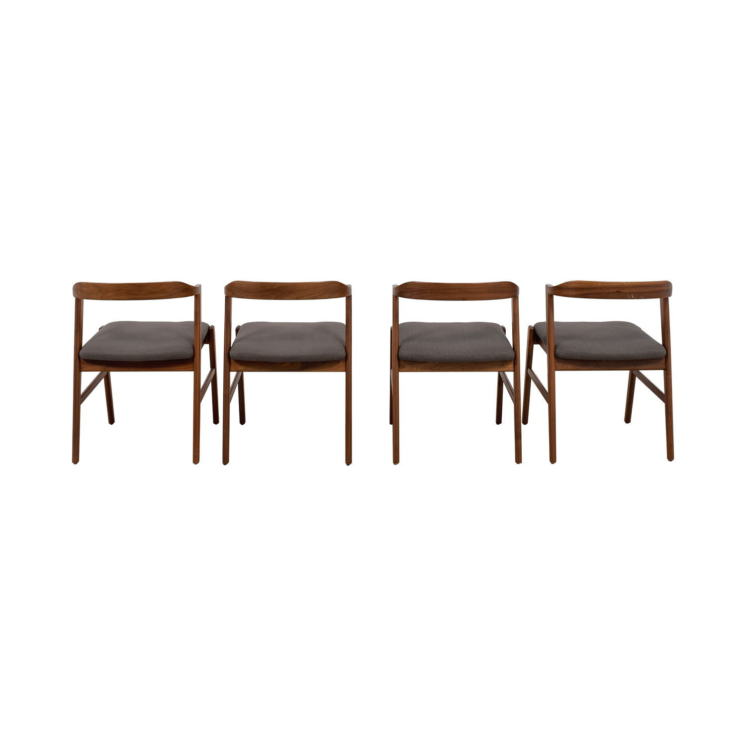 buy Room & Board Jansen Side Chair in Merit Fabric Room & Board Chairs