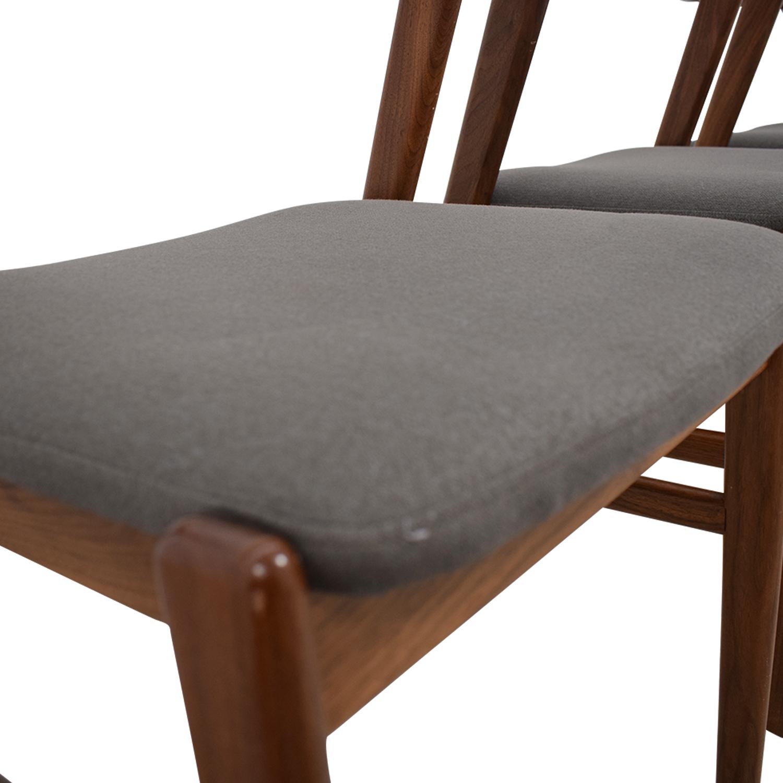 buy Room & Board Room & Board Jansen Side Chair in Merit Fabric online