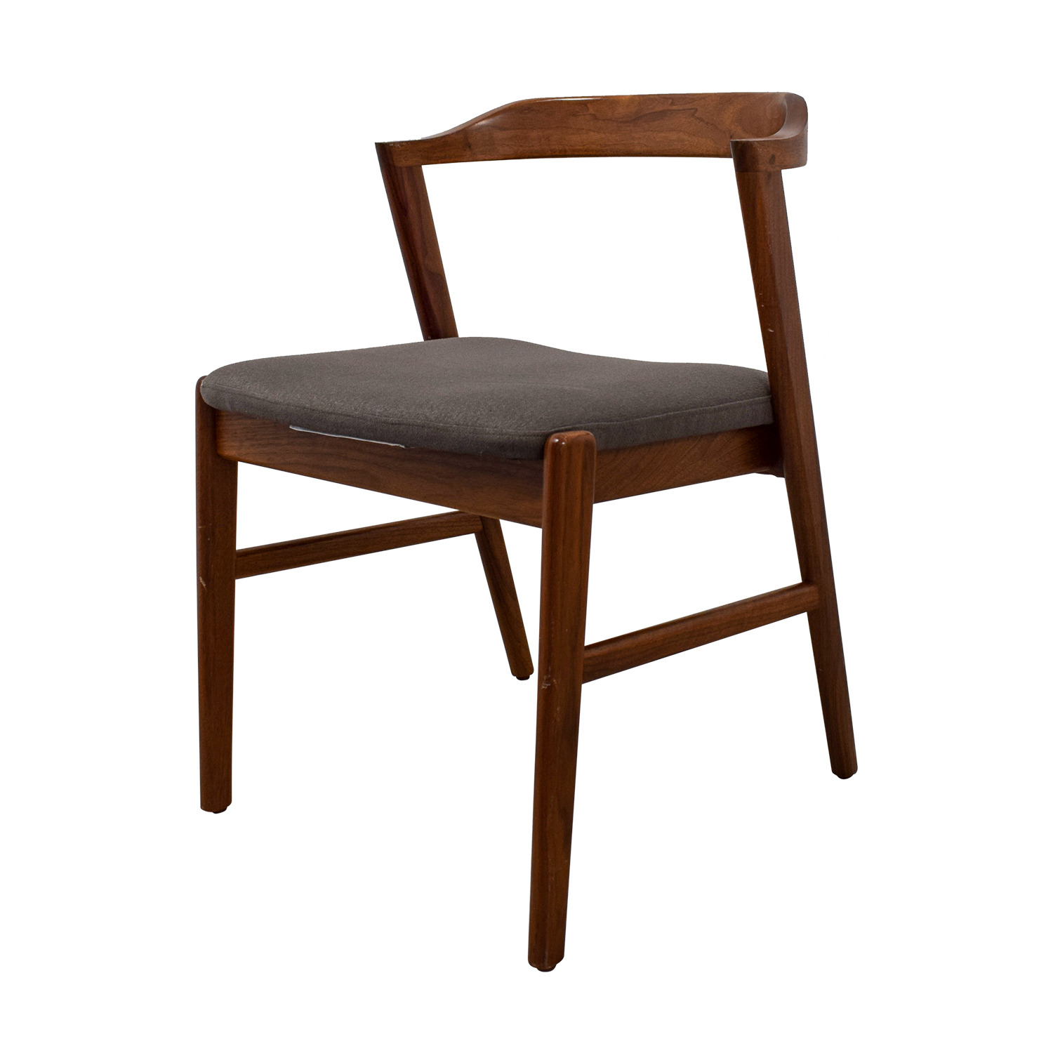 shop Room & Board Jansen Side Chair in Merit Fabric Room & Board Dining Chairs
