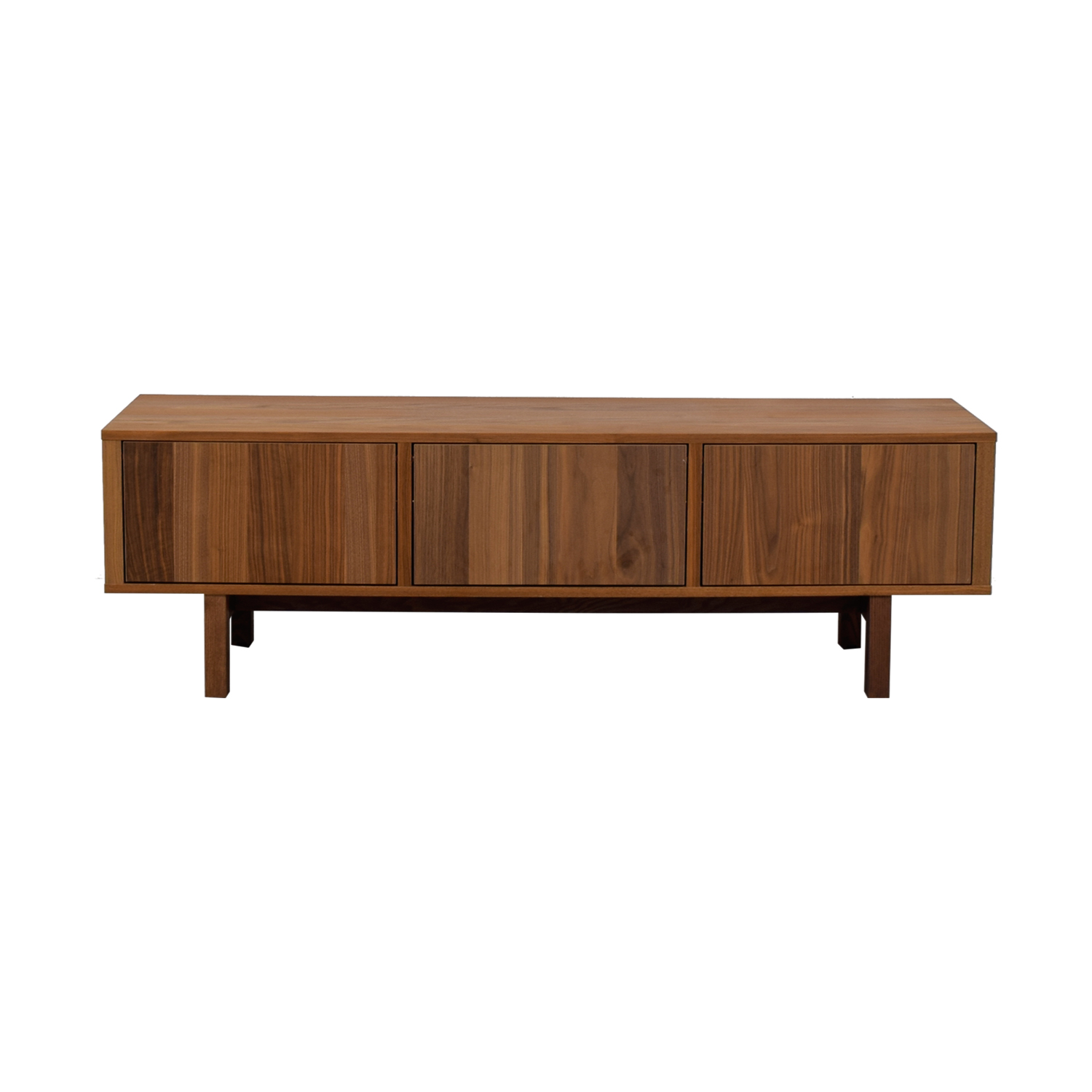 buy IKEA Stockholm Walnut Veneer TV Unit IKEA