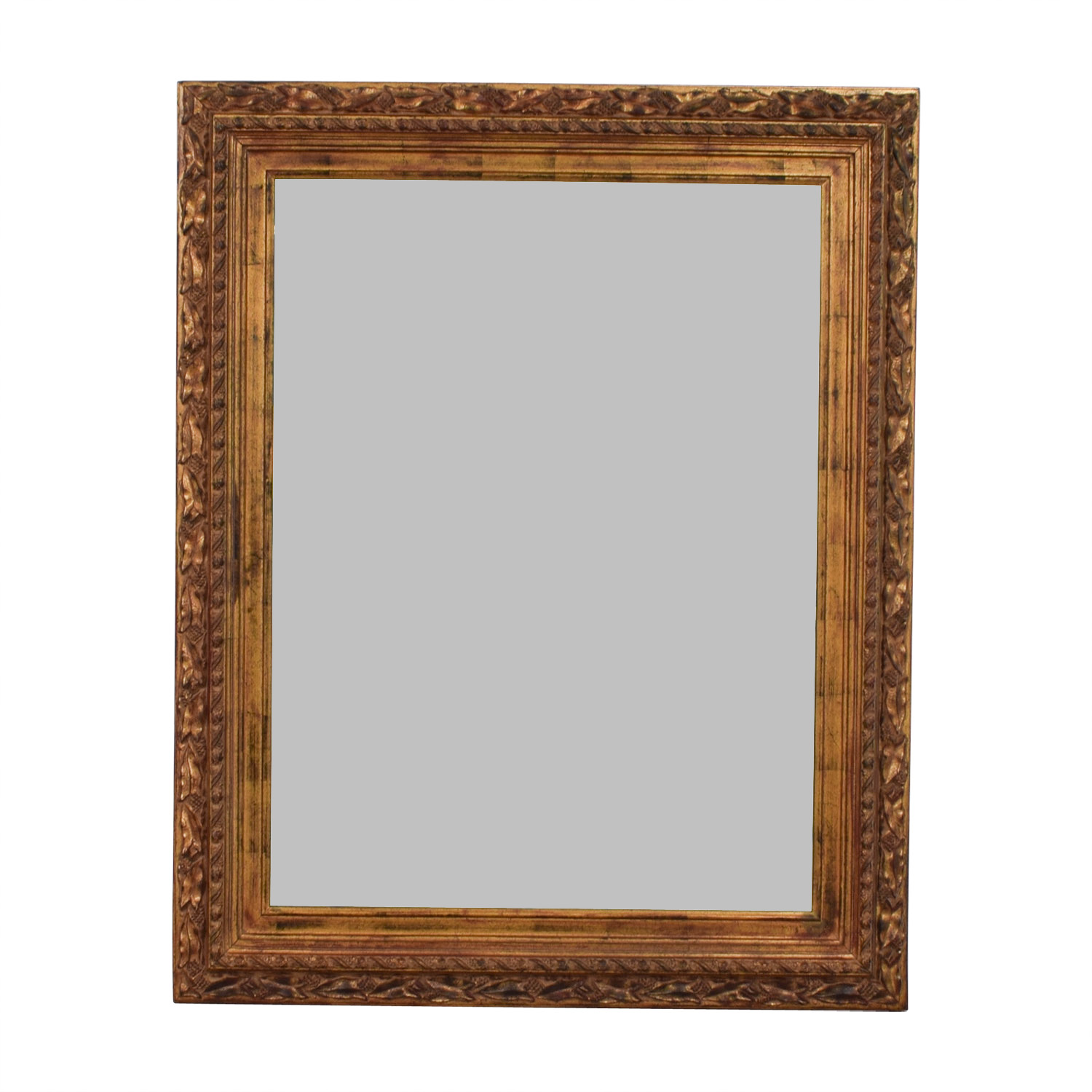 Bronze Framed Wall Mirror coupon