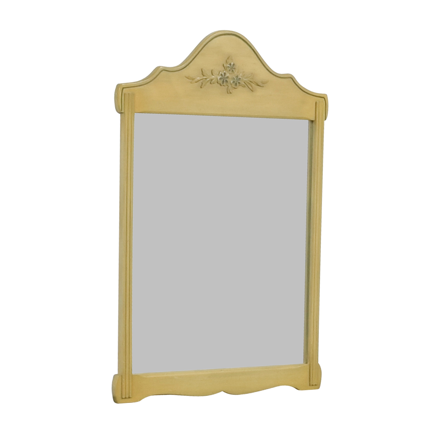 buy Wooden Wall Mirror  Mirrors