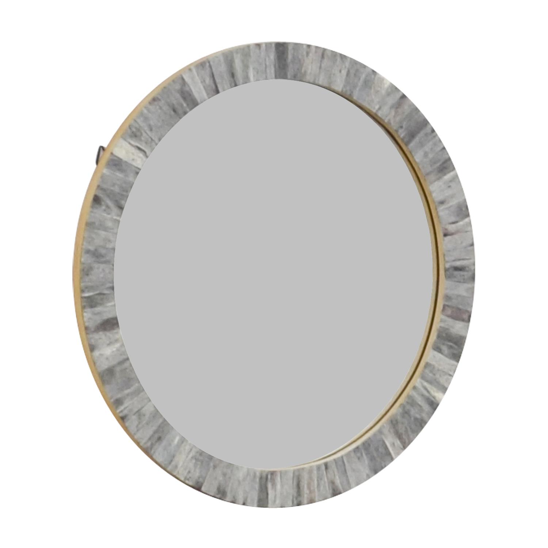 shop World Market World Market Circular Wall Mirror online