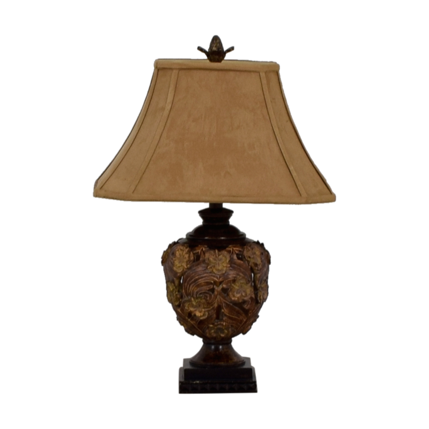 Golden Rose Table Lamp nyc