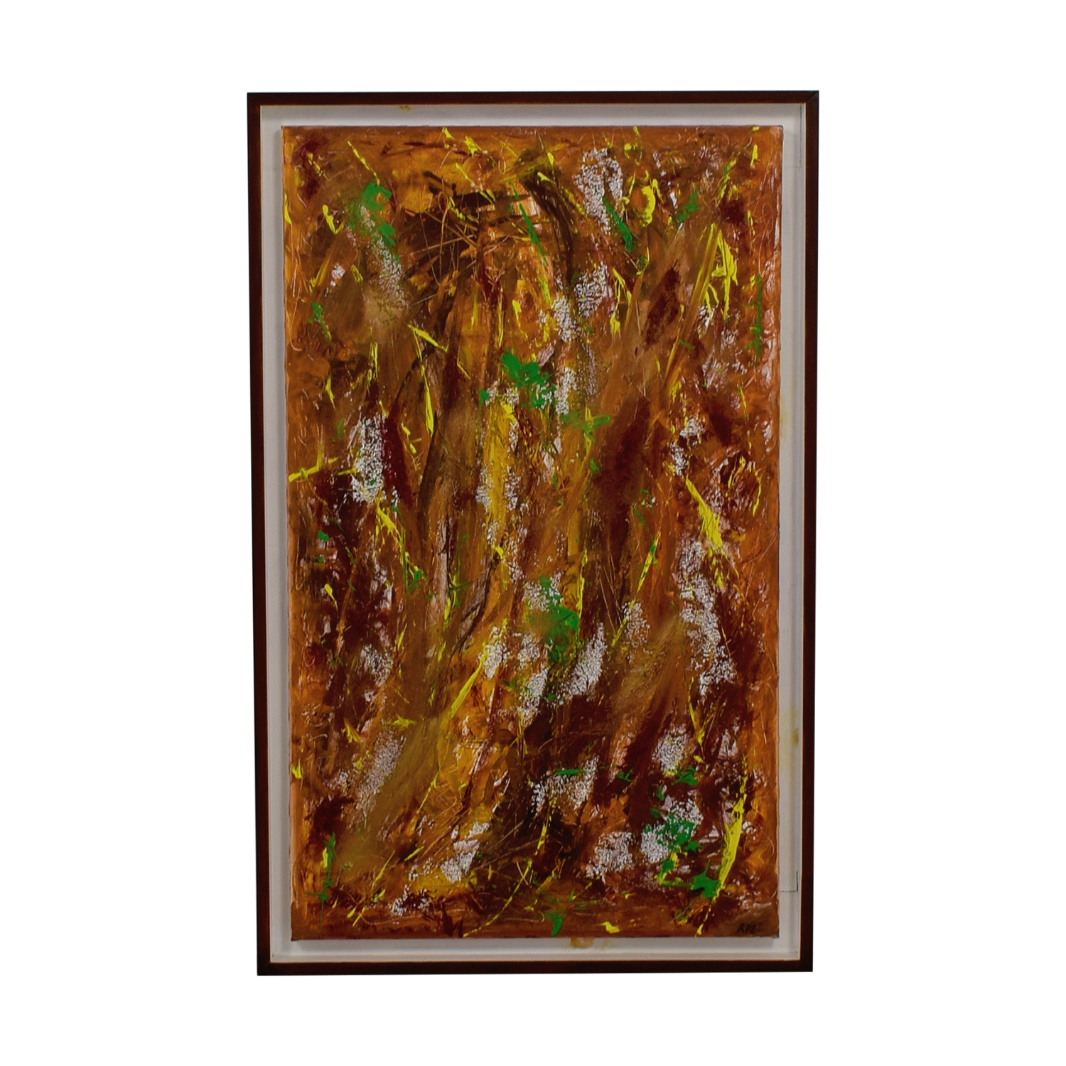 Artist R. Limmer Into the Woods by R. Limmer Framed Painting Decor