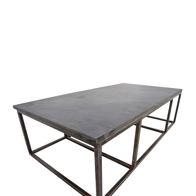 Amazing 89 Off Custom Cut Coffee Table Tables Download Free Architecture Designs Sospemadebymaigaardcom