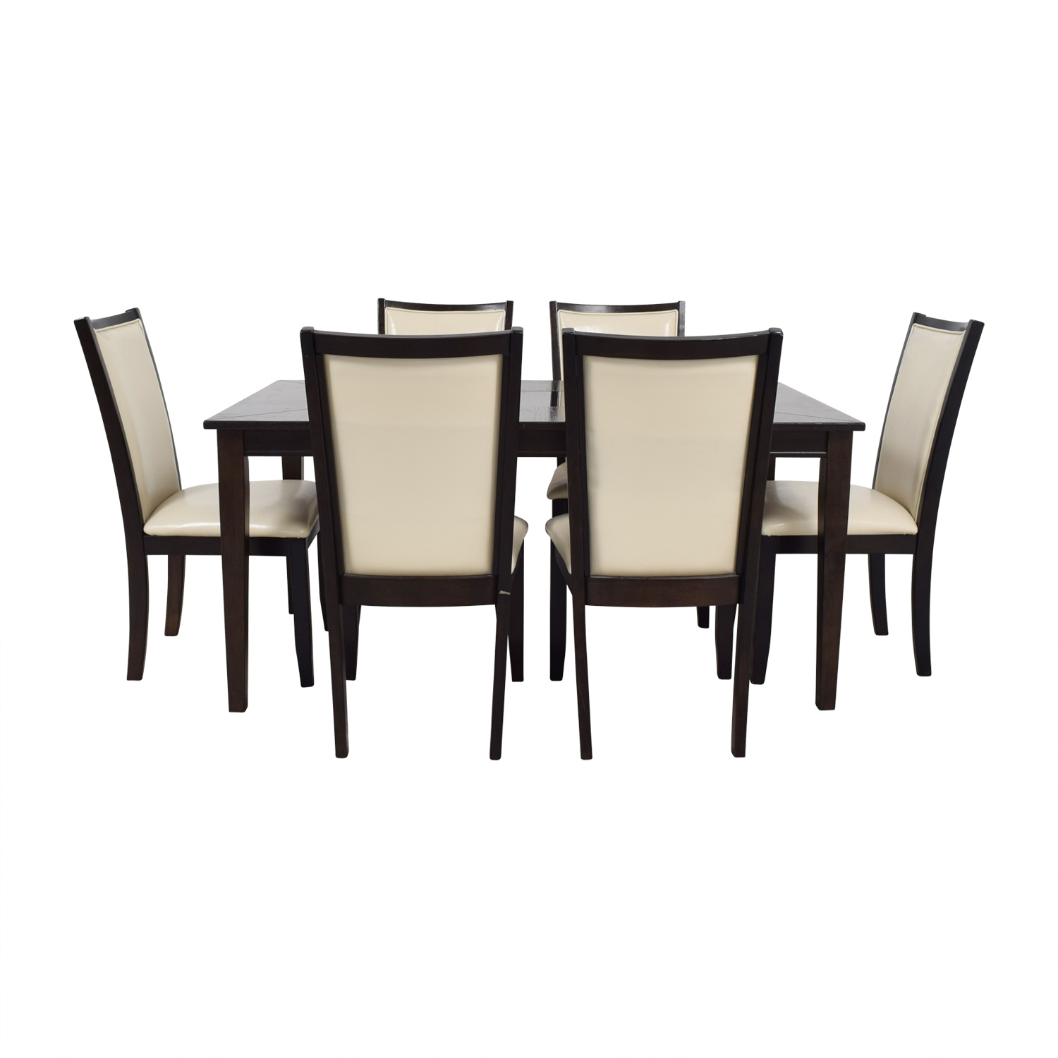 Ashley Furniture Ashley Furniture Trishelle Mohogany Dining Set