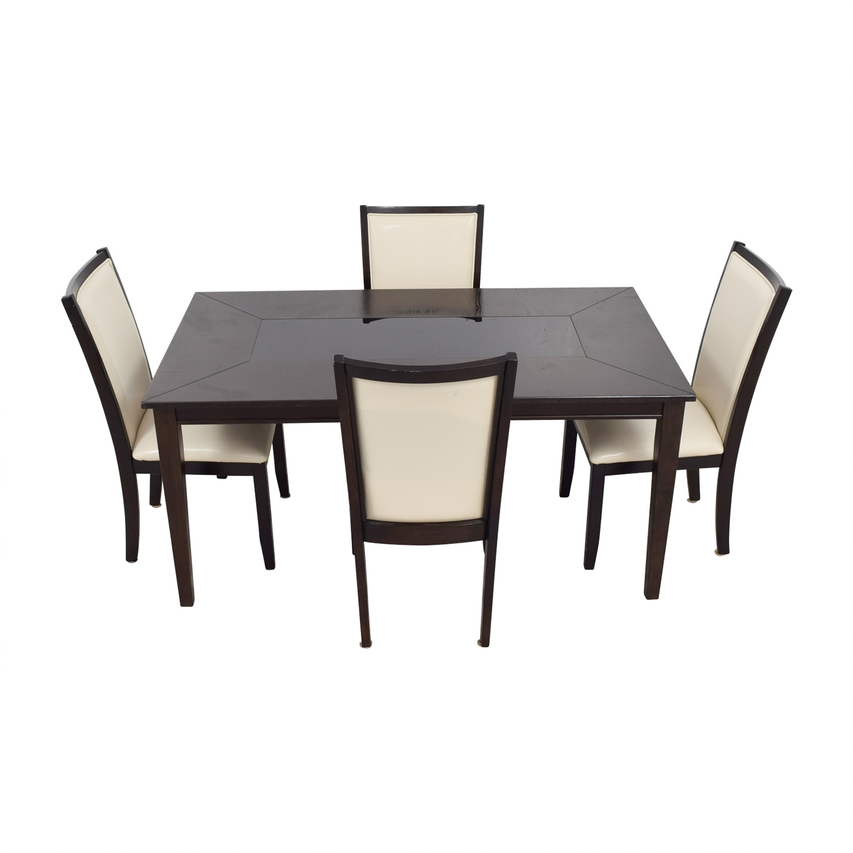 Ashley Furniture Trishelle Mohogany Dining Set sale