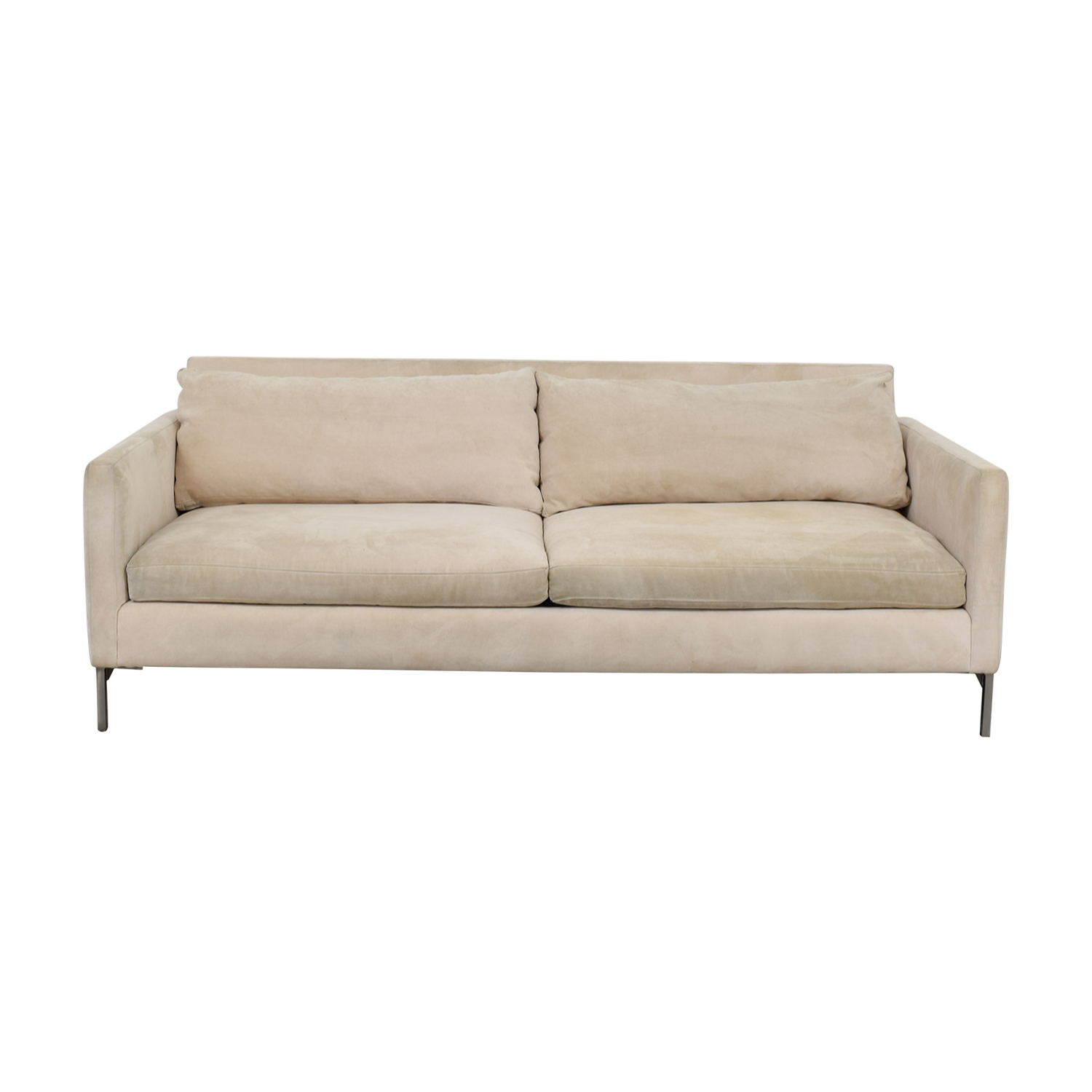 Buy ABC Carpet U0026 Home Cobble Hill Nolita Beige Sofa ABC Carpet U0026 Home ...