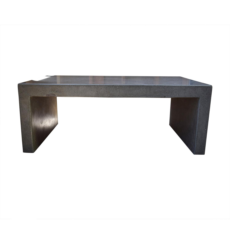 Crate & Barrel Mason Coffee Table / Coffee Tables