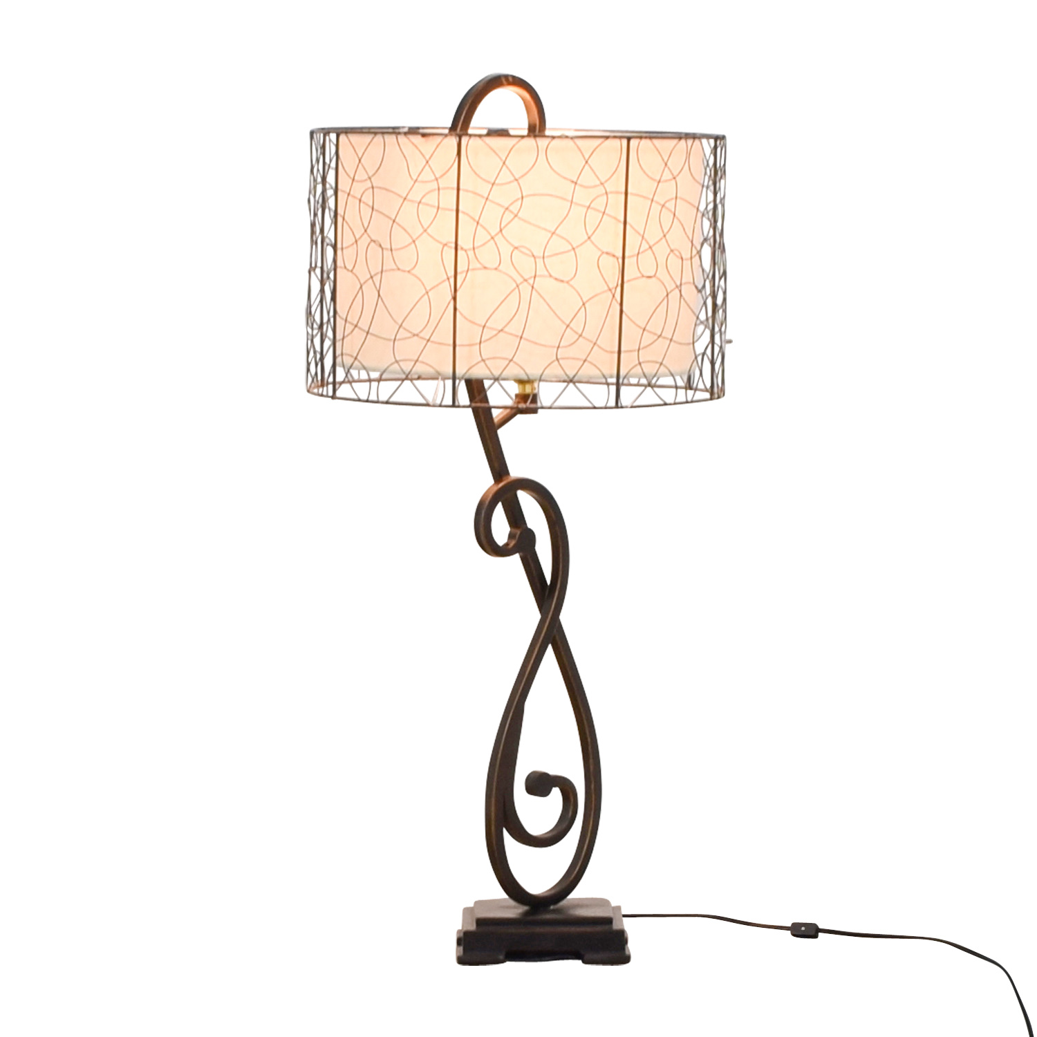 World Market World Market Metal Table Lamp Lamps