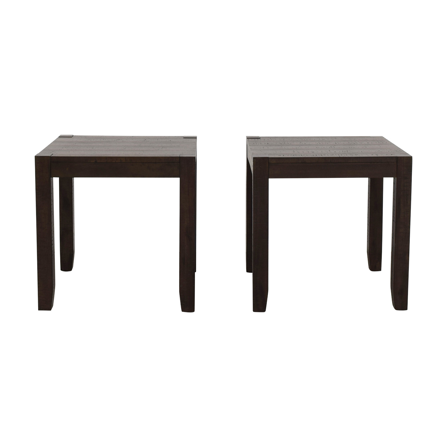 Bob's Furniture Bob's Furniture Brown End Tables on sale