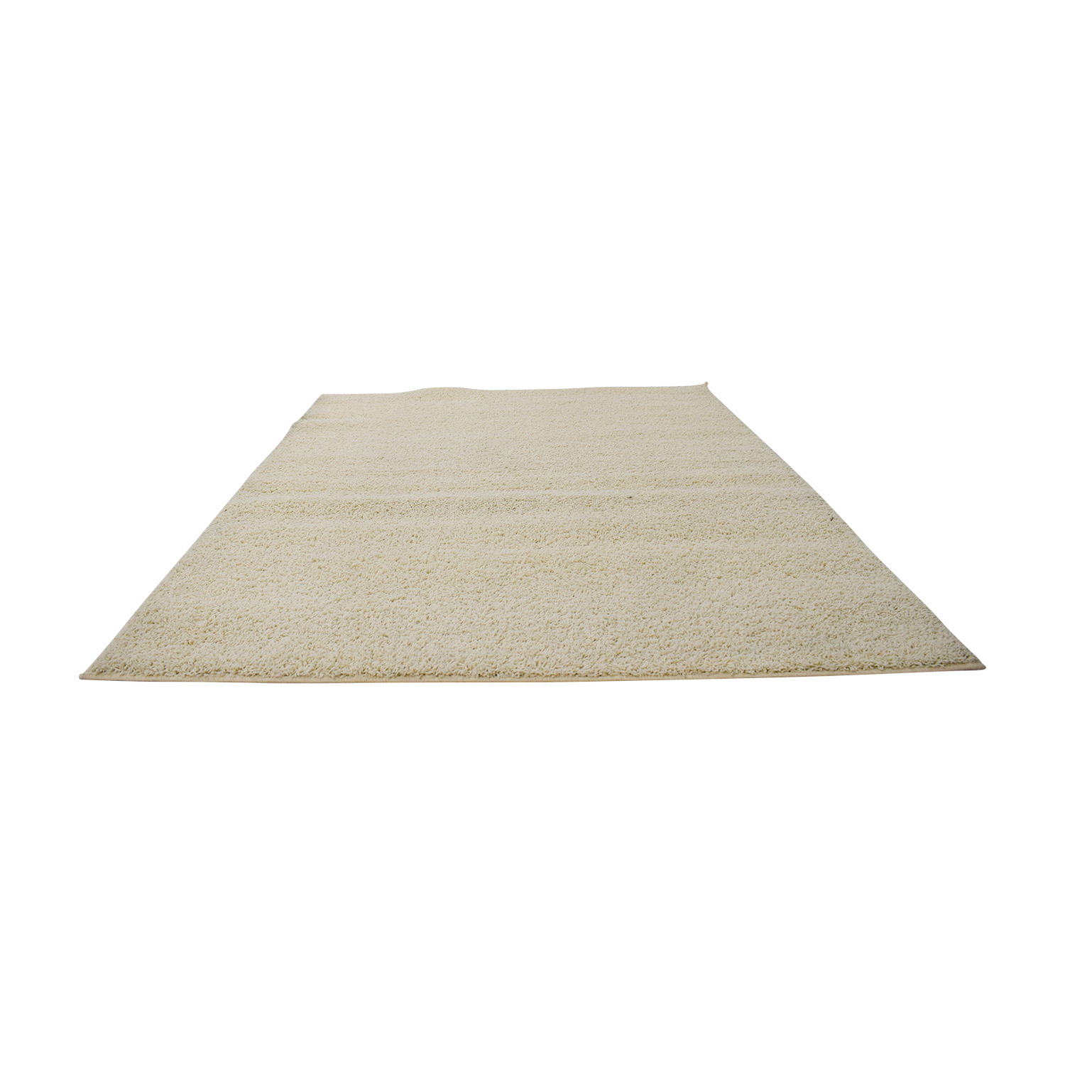 Bed Bath and Beyond Bed Bath and Beyond White Rug coupon