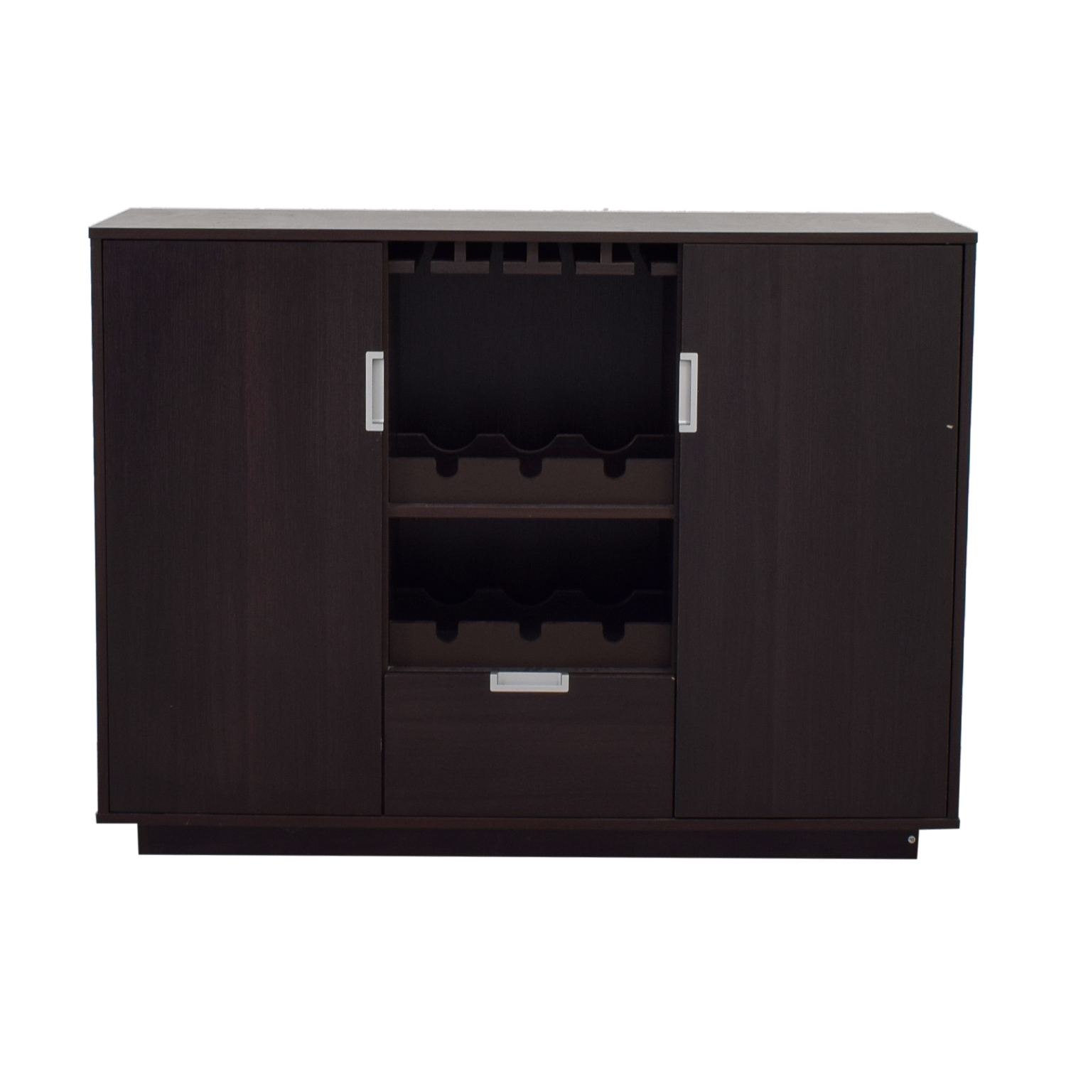 buy Multi Storage Brown Buffet  Storage