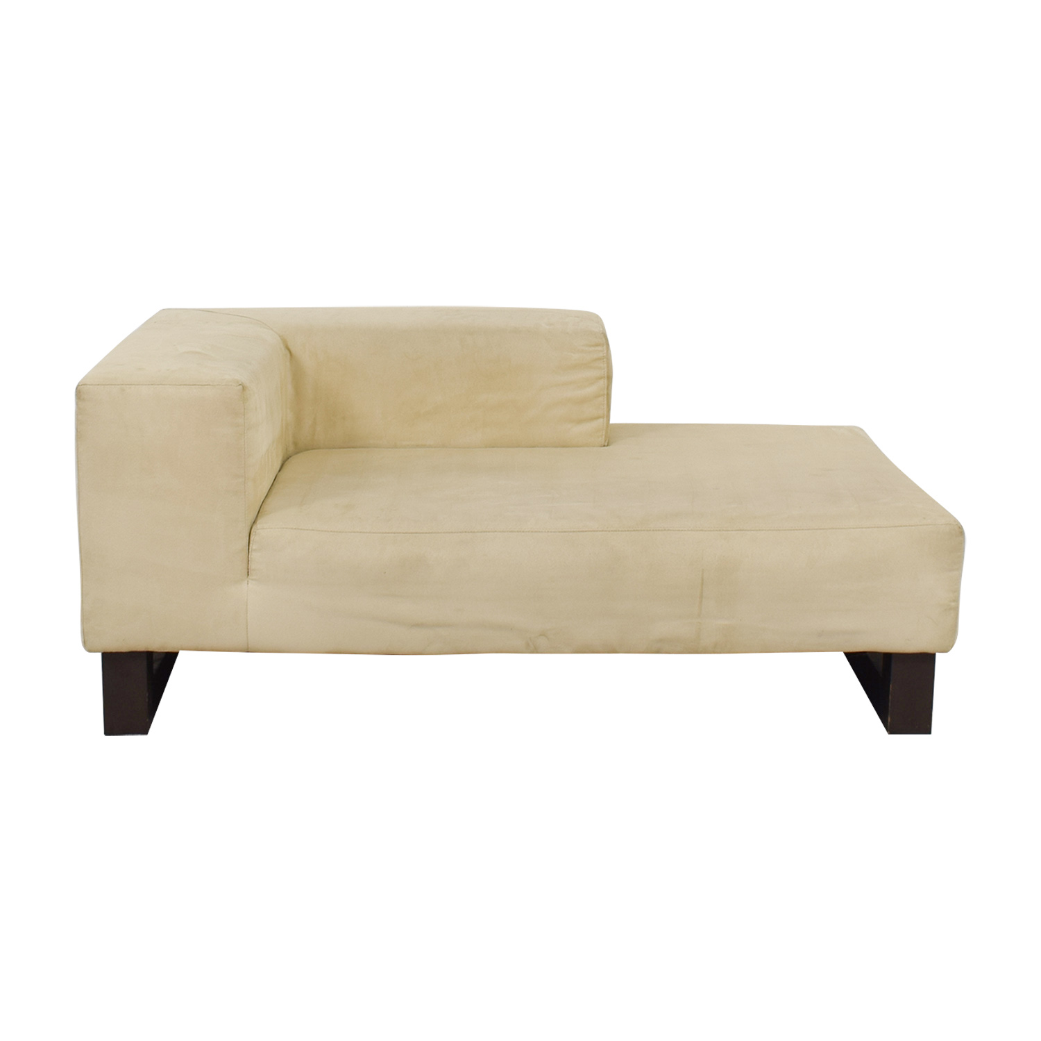 West Elm West Elm Beige Chaise nyc