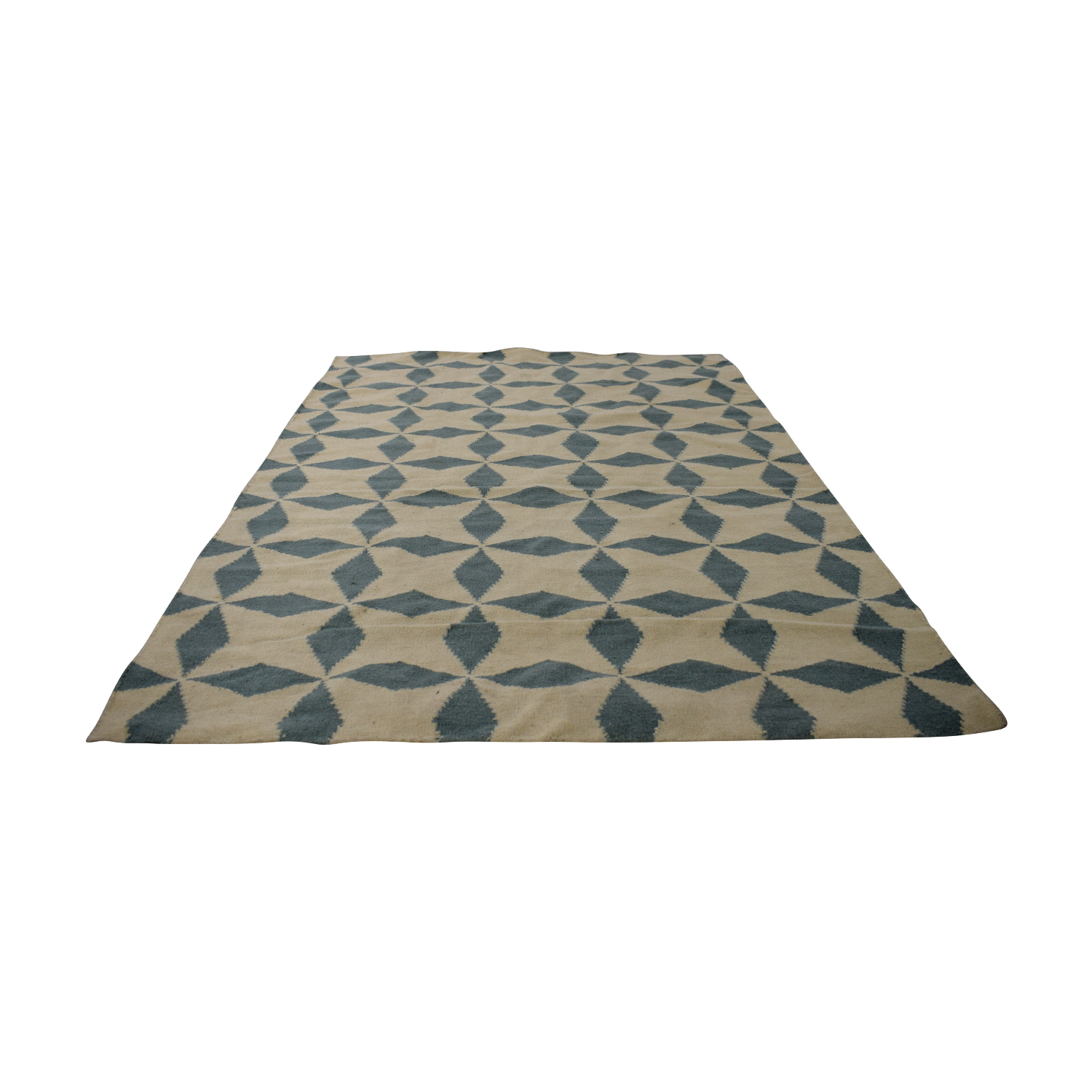 Dash and Albert Beige Patterened Rug sale