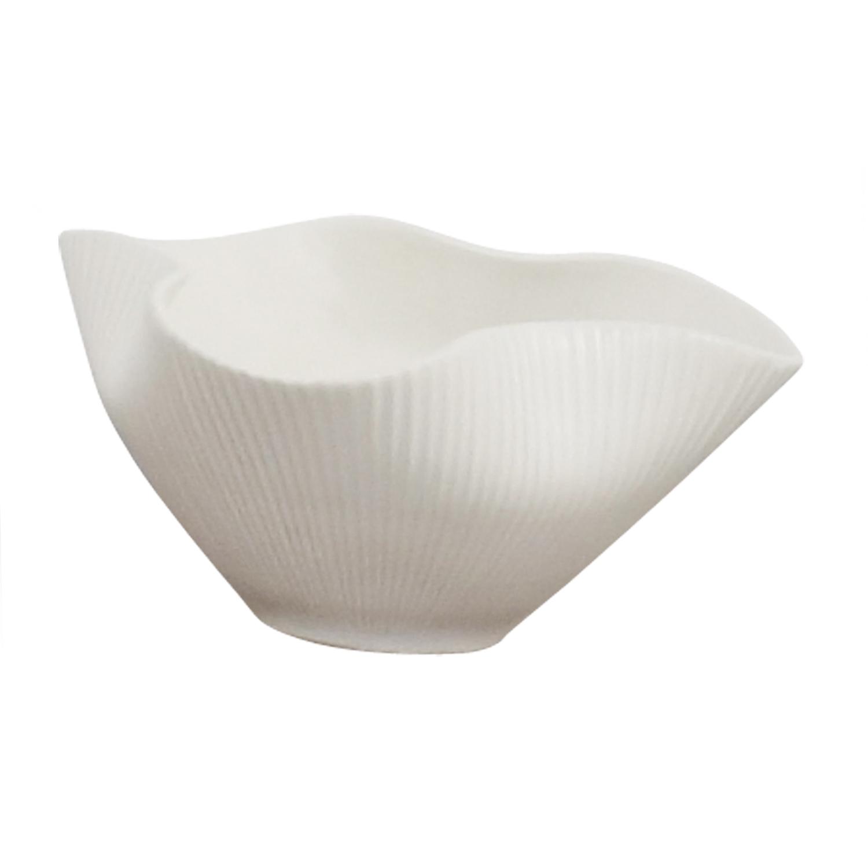 Jonathan Adler Jonathan Adler Extra Large White Punch Bowl dimensions