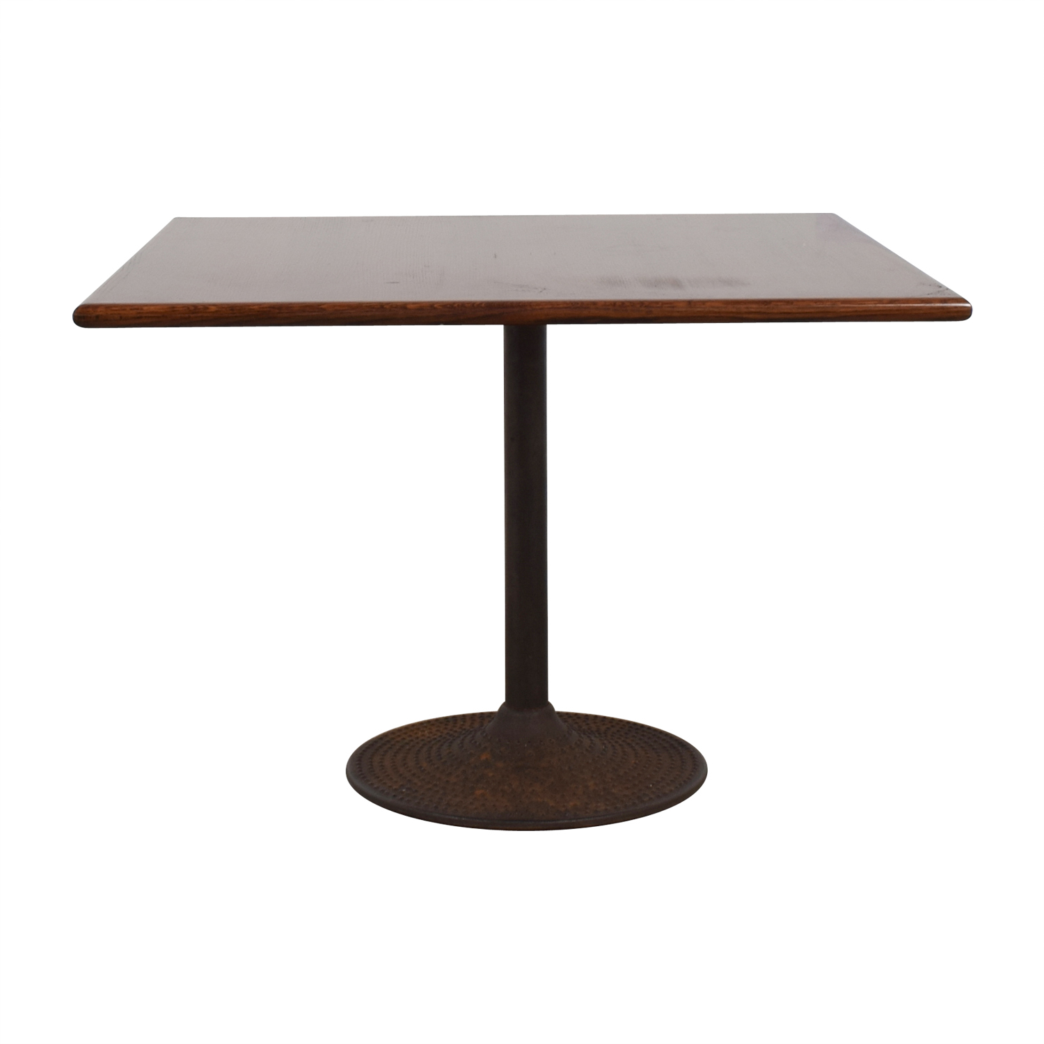 buy ICF Custom Pedestal Kitchen Table ICF Tables