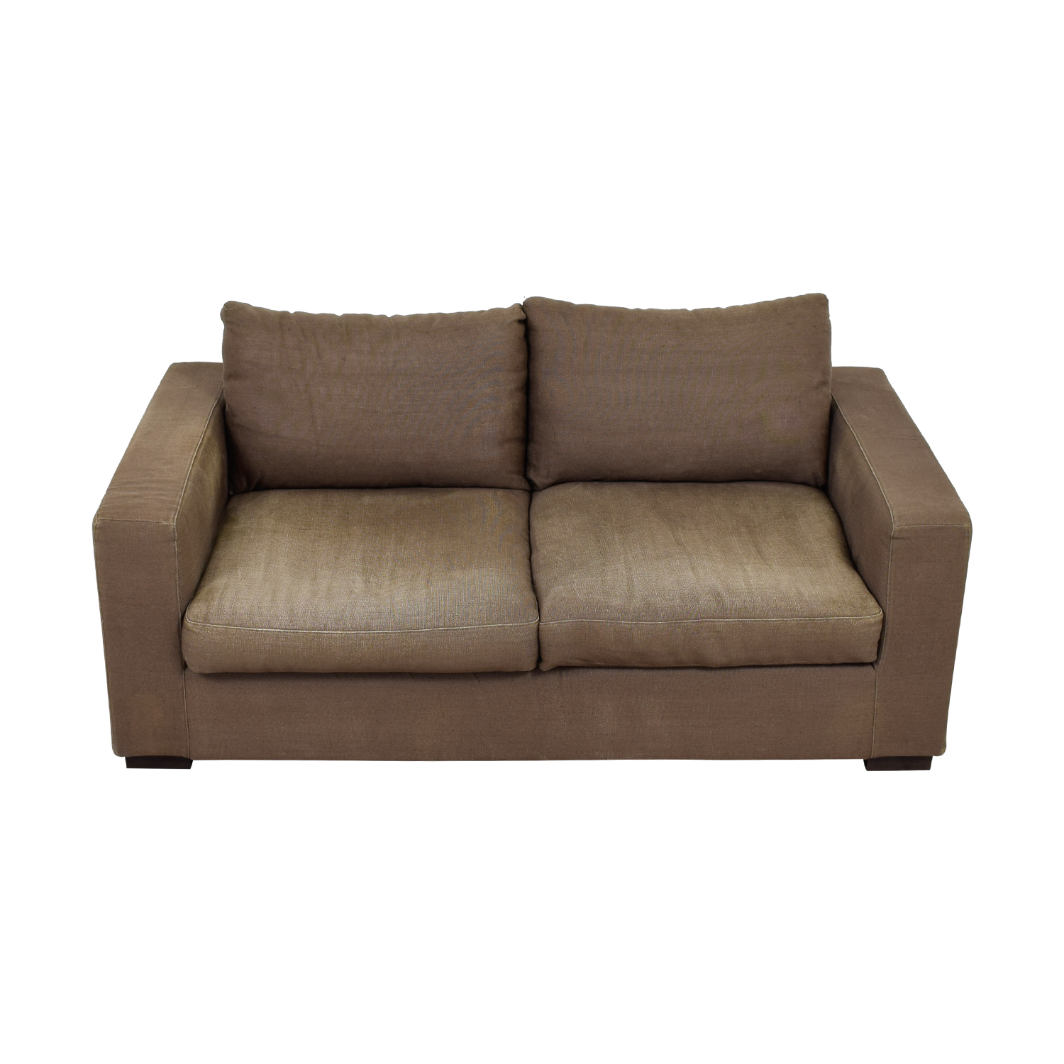Tissus Colbert Tissus Colbert Grey Two-Cushion Sofa price