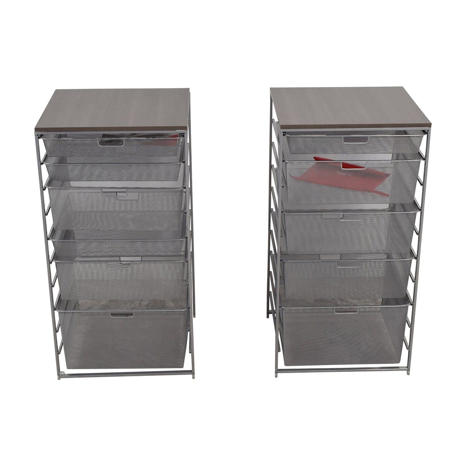 shop Elfa Mesh Storage Units Elfa