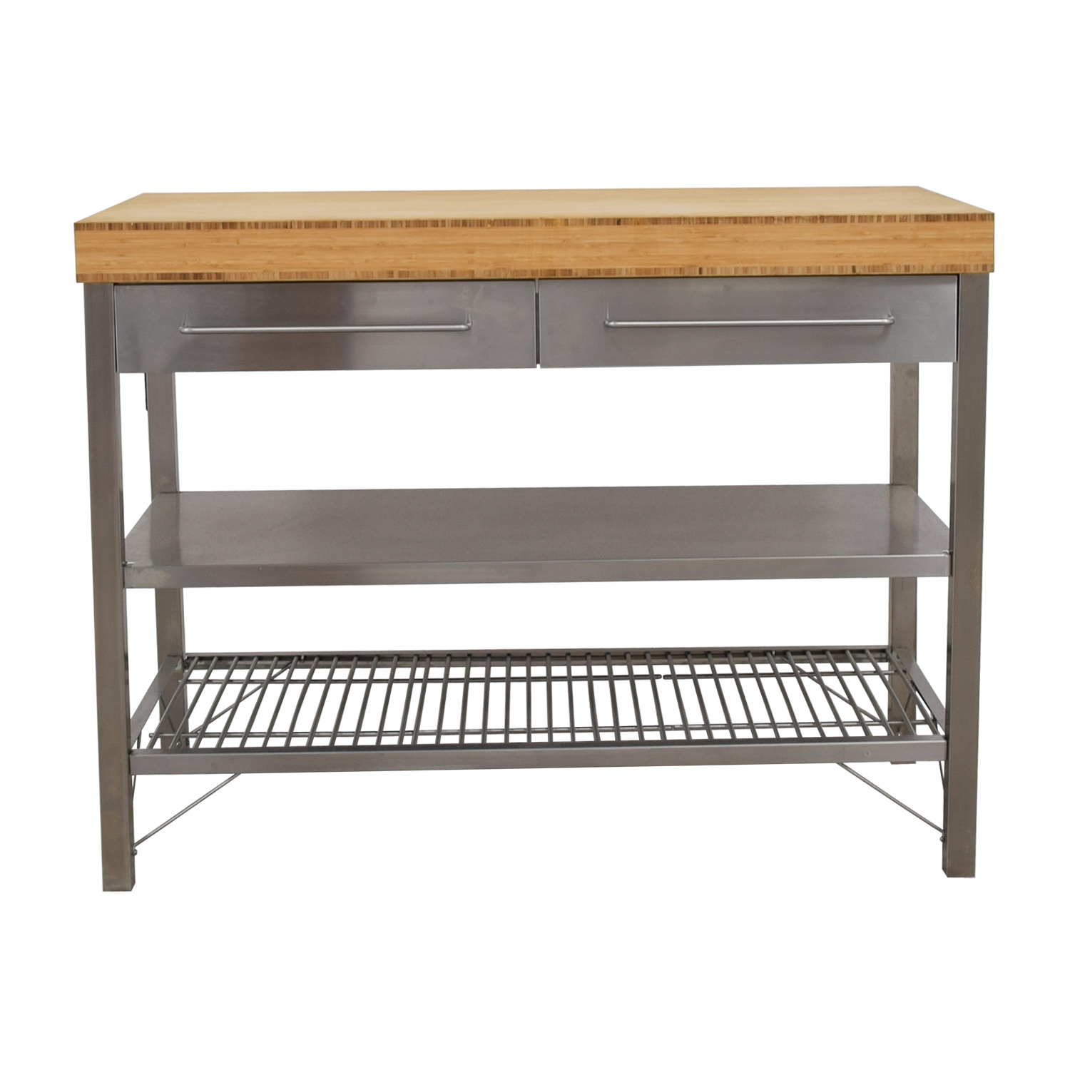 40% OFF - IKEA IKEA Kitchen Work Bench / Tables