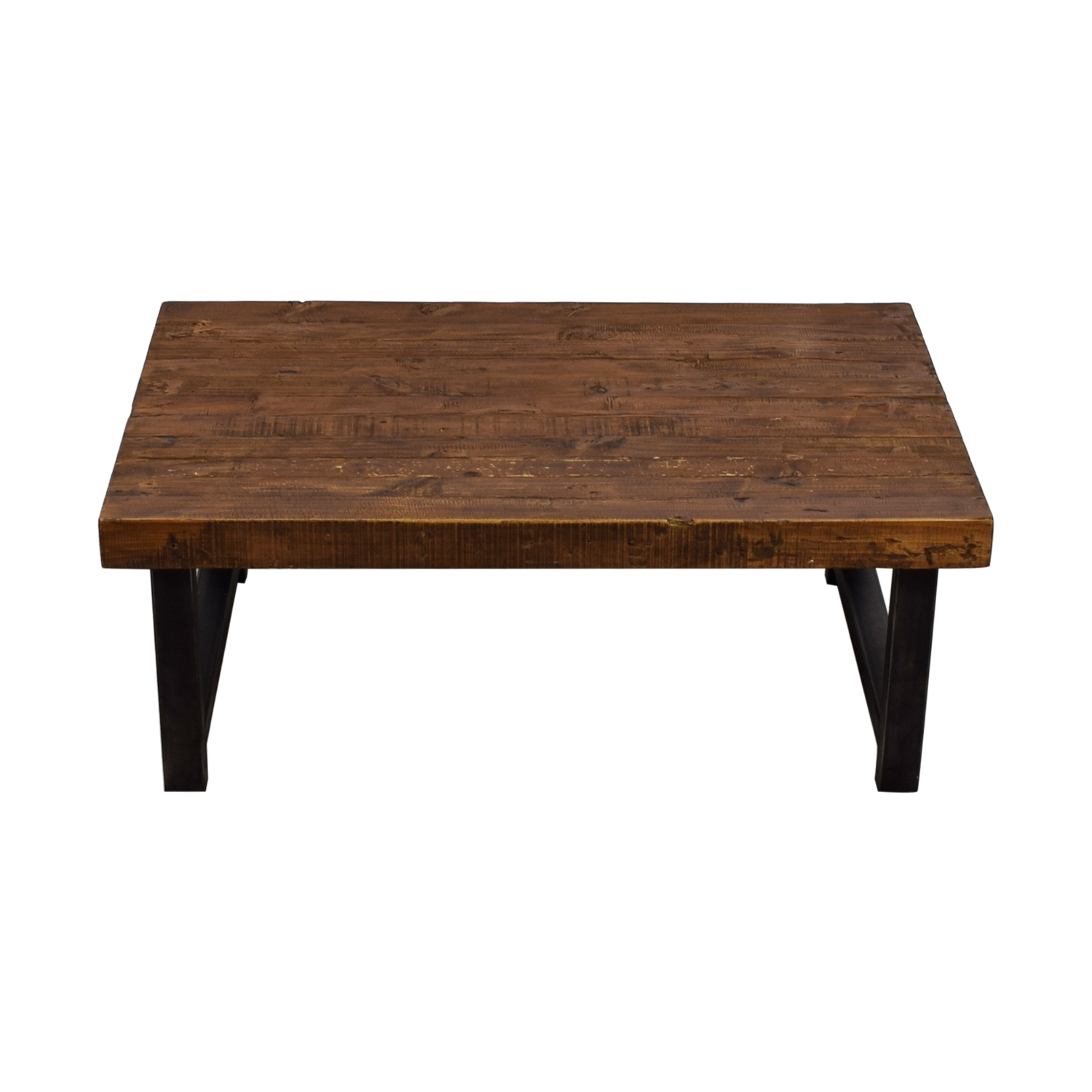 buy Pottery Barn Reclaimed Wood Coffee Table Pottery Barn