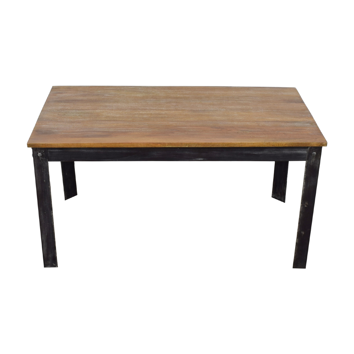 Modus Modus Rustic Farmhouse Dining Table or Desk nj