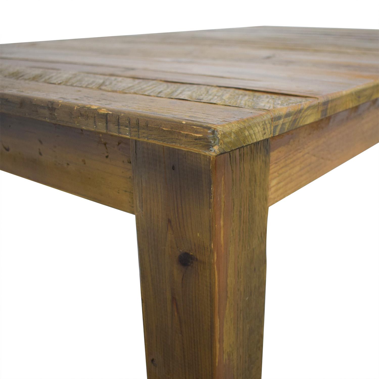 West Elm Rustic Expandable Farm Table / Tables