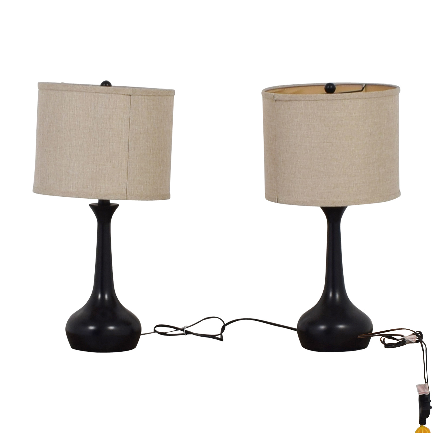 Pier 1 Imports Pier 1 Imports Black Table Lamps price