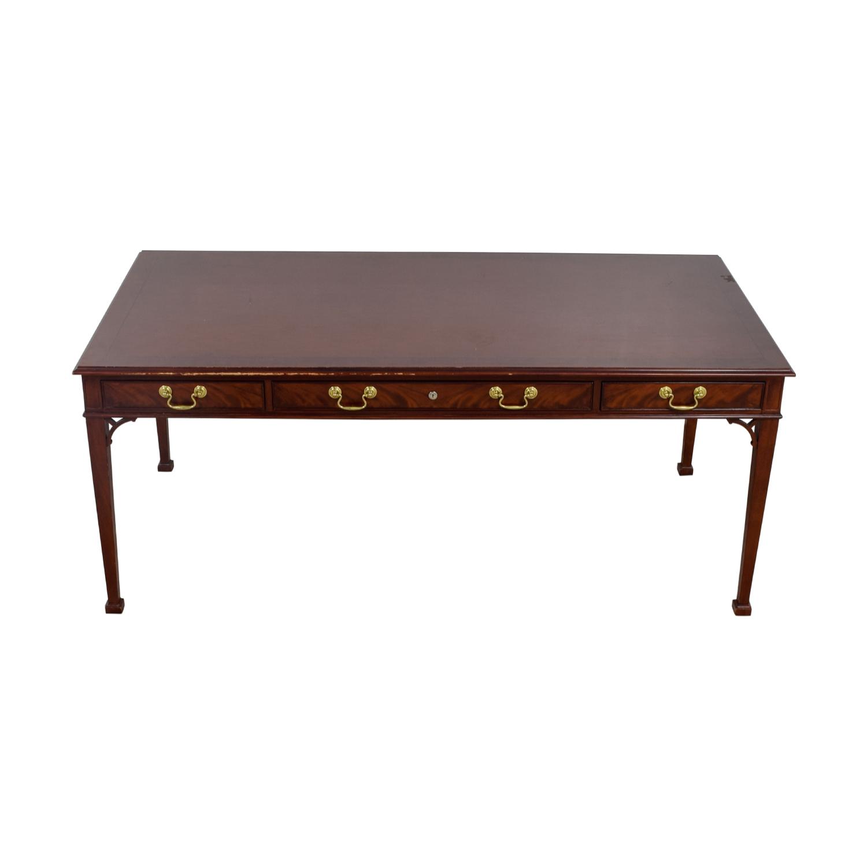 Baker Furniture Baker Furniture Wooden Desk price