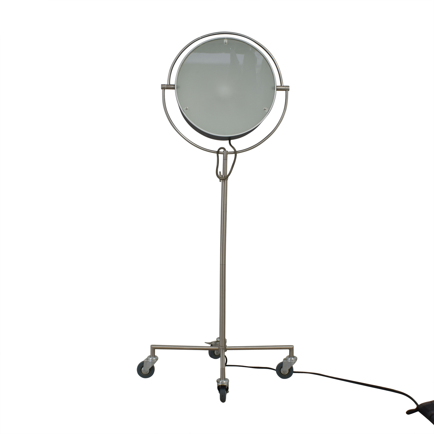 CB2 CB2 Theater Spot Floor Lamp used