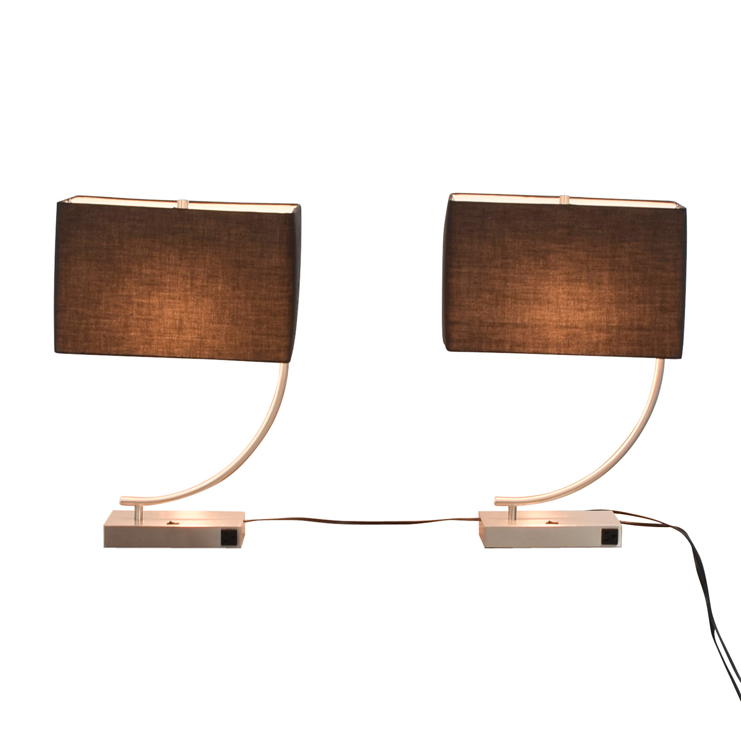 buy Coaster Furniture Lamp Nickel Table Lamps Coaster Furniture Lamps
