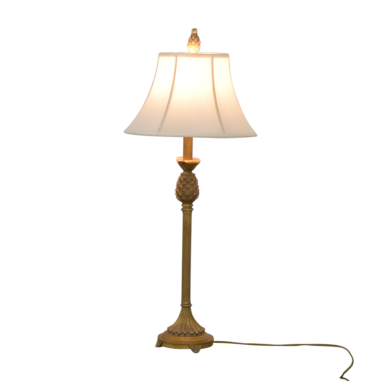 buy  Vintage Brass Pineapple Lamp online