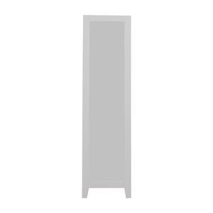 Kings Brand Furniture Andover Mills White Framed Floor Mirror sale