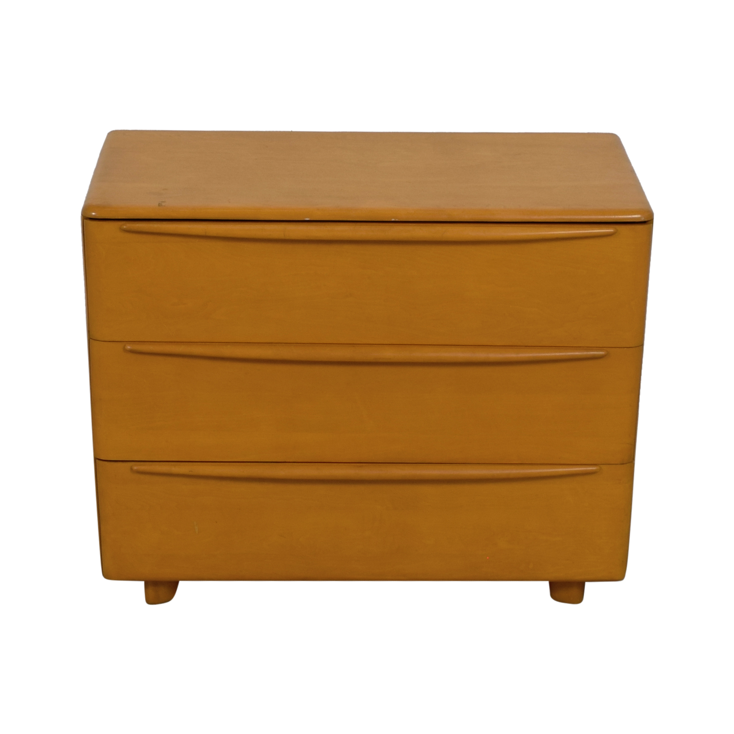 Heywood-Wakefield Encore Wheat Three-Drawer Dresser / Dressers