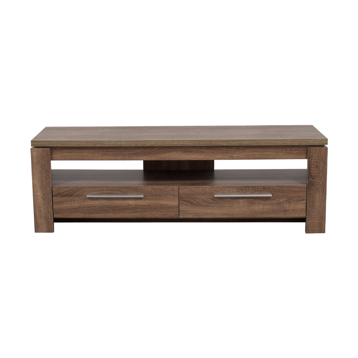West Elm West Elm Two Drawer Media Stand discount