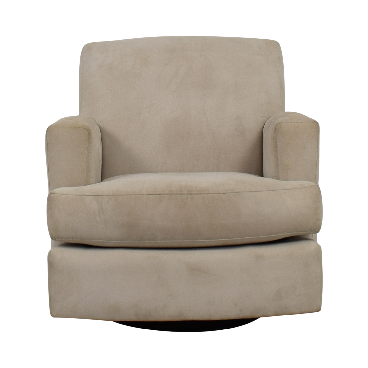 shop McCreary Modern White Glider McCreary Modern
