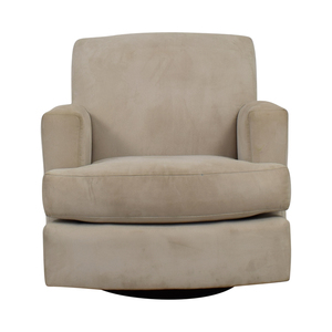 McCreary Modern White Glider / Chairs