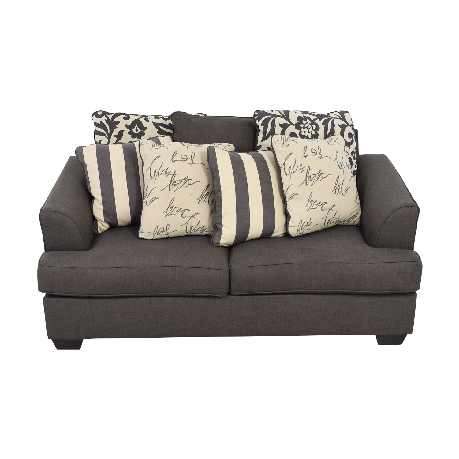 Super 90 Off Ashley Furniture Ashley Furniture Levon Loveseat Sofas Beutiful Home Inspiration Cosmmahrainfo